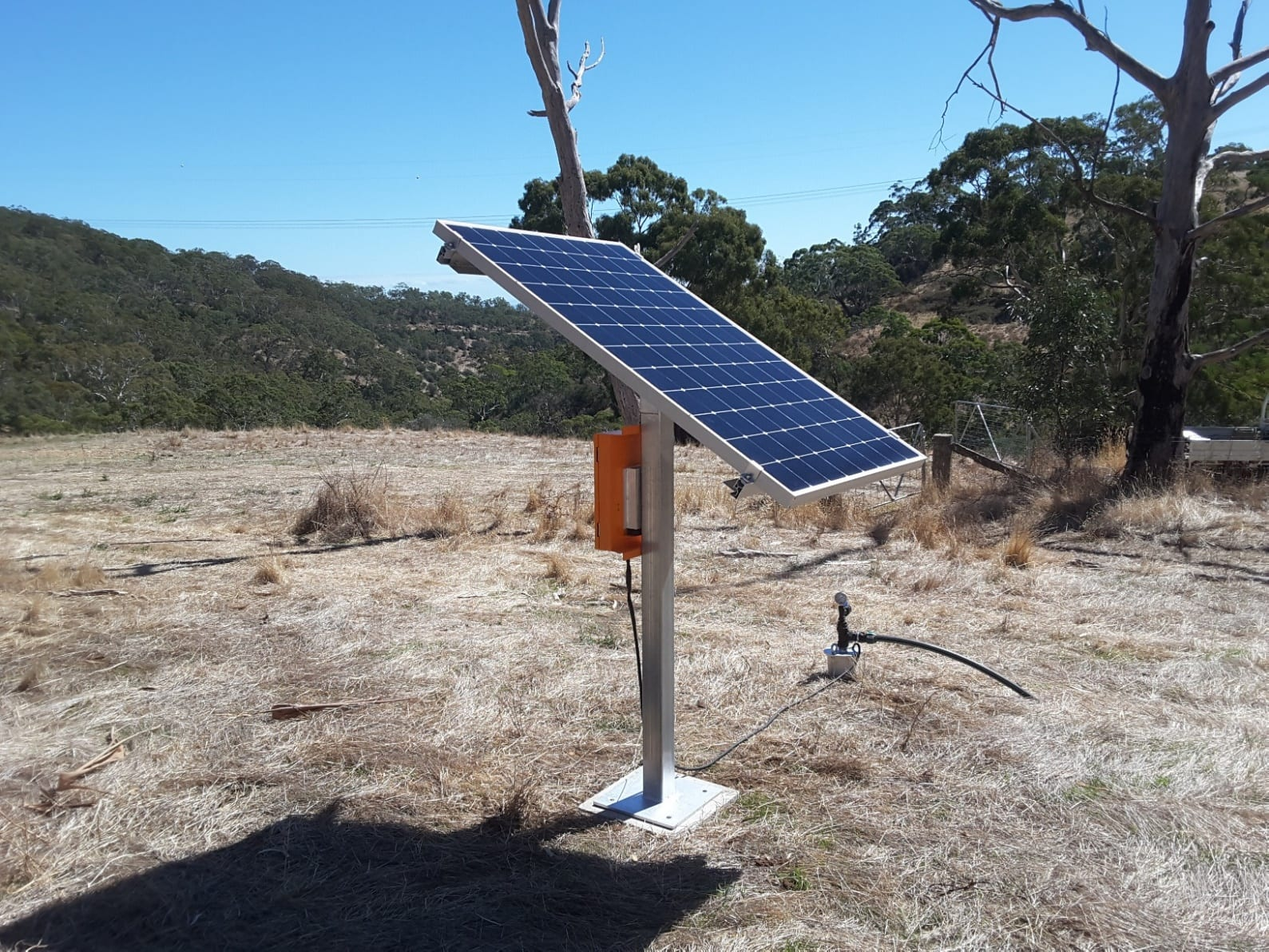 Australian Bore Pumps DC1 DC2 Solar pumps